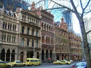 Victorian architecture in Melbourne